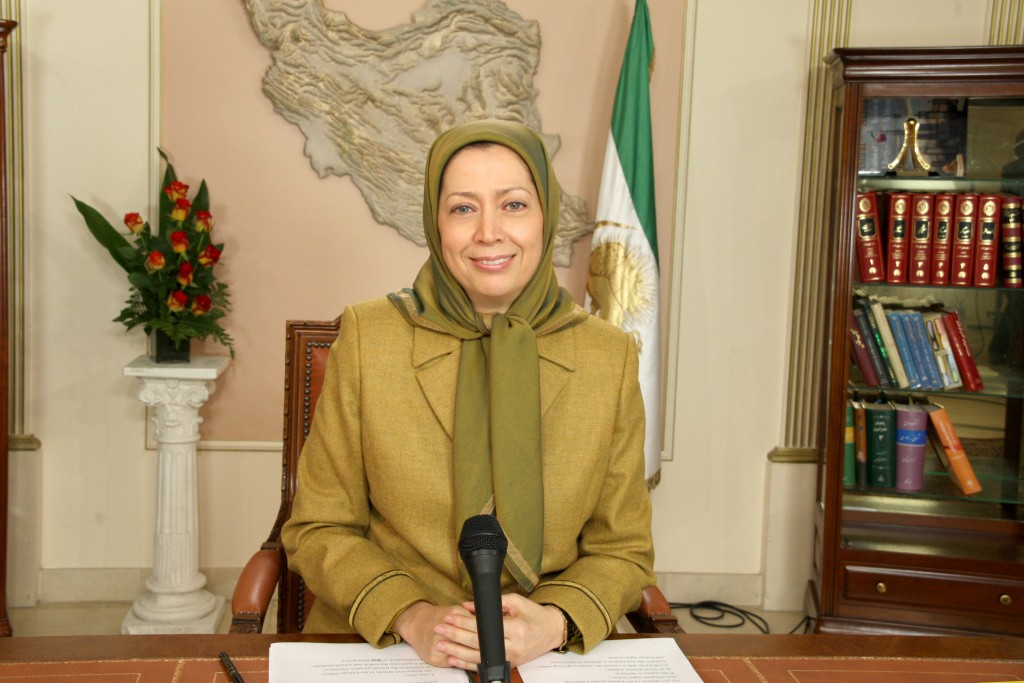 Maryam Rajavi calls on Iranians to unite and security forces to refrain from attacking people