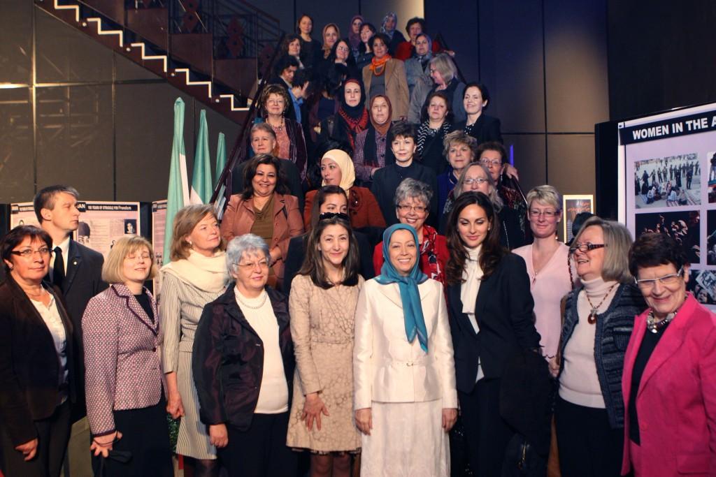 Speech – international woman's day – Paris