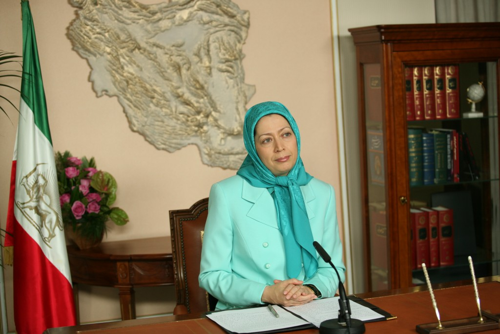 Maryam Rajavi's Message to the London Conference