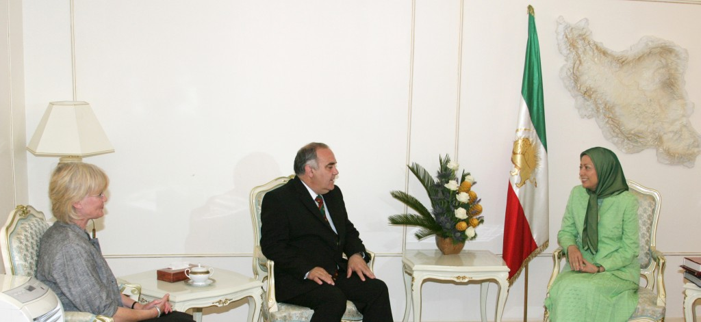 Meeting with British MP Andrew MacKinlay