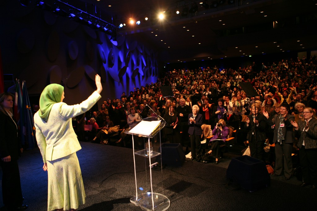 Maryam Rajavi: The equality movement should engage in an all-embracing and multi-faceted struggle