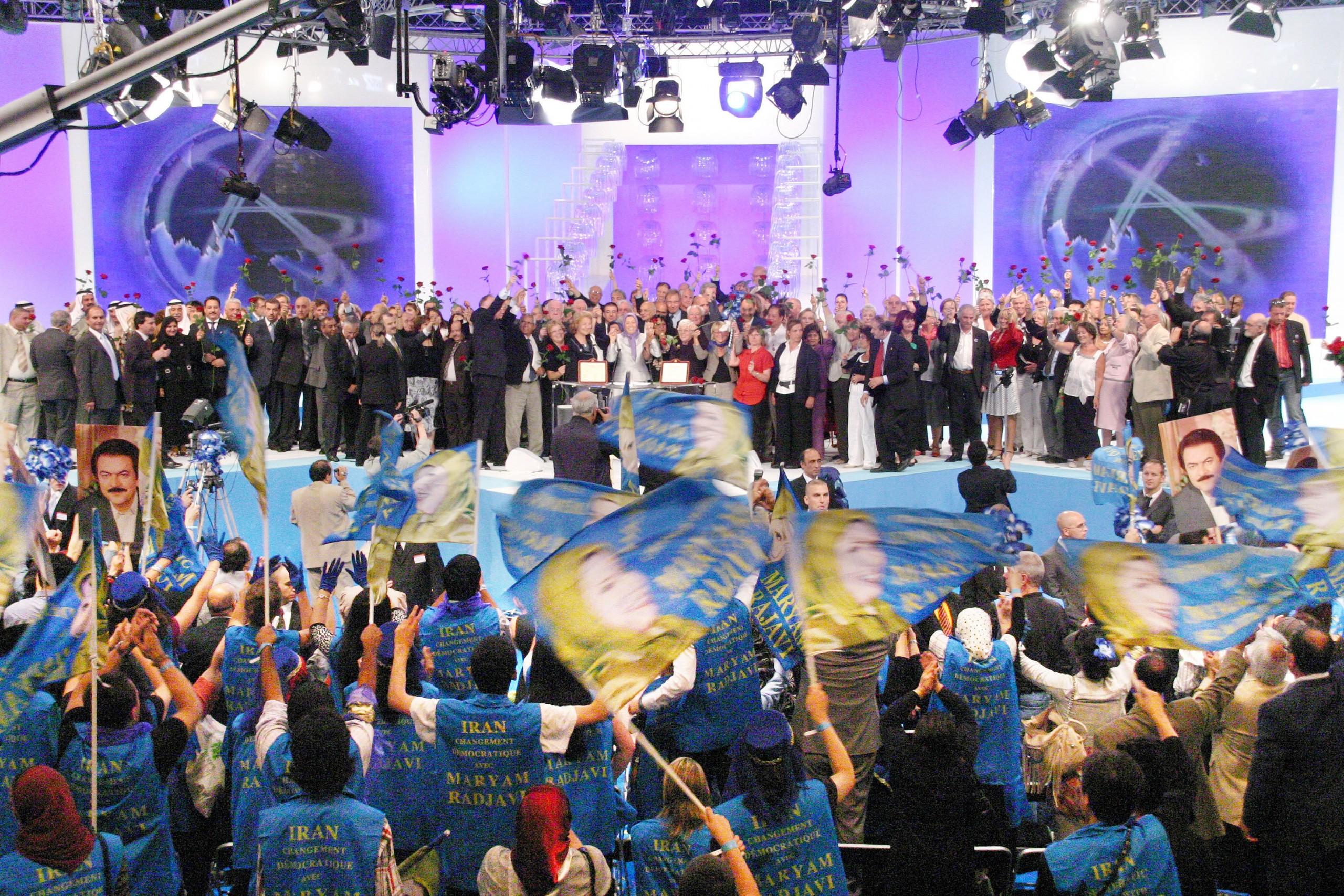 Maryam Rajavi's speech in gathering of 70,000 Iranians in Paris