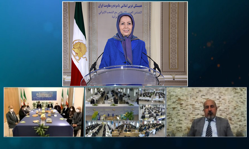 Maryam Rajavi: Iran's ruling mullahs are the enemies of all Abrahamic religions and all denominations of Islam