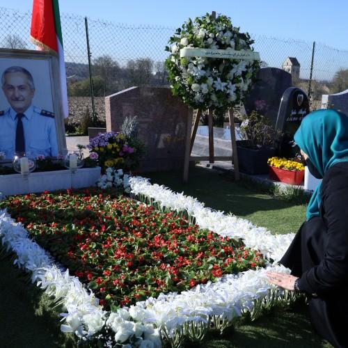 Commemorating the eternal friends – Auvers-sur-Oise- March 28, 2021