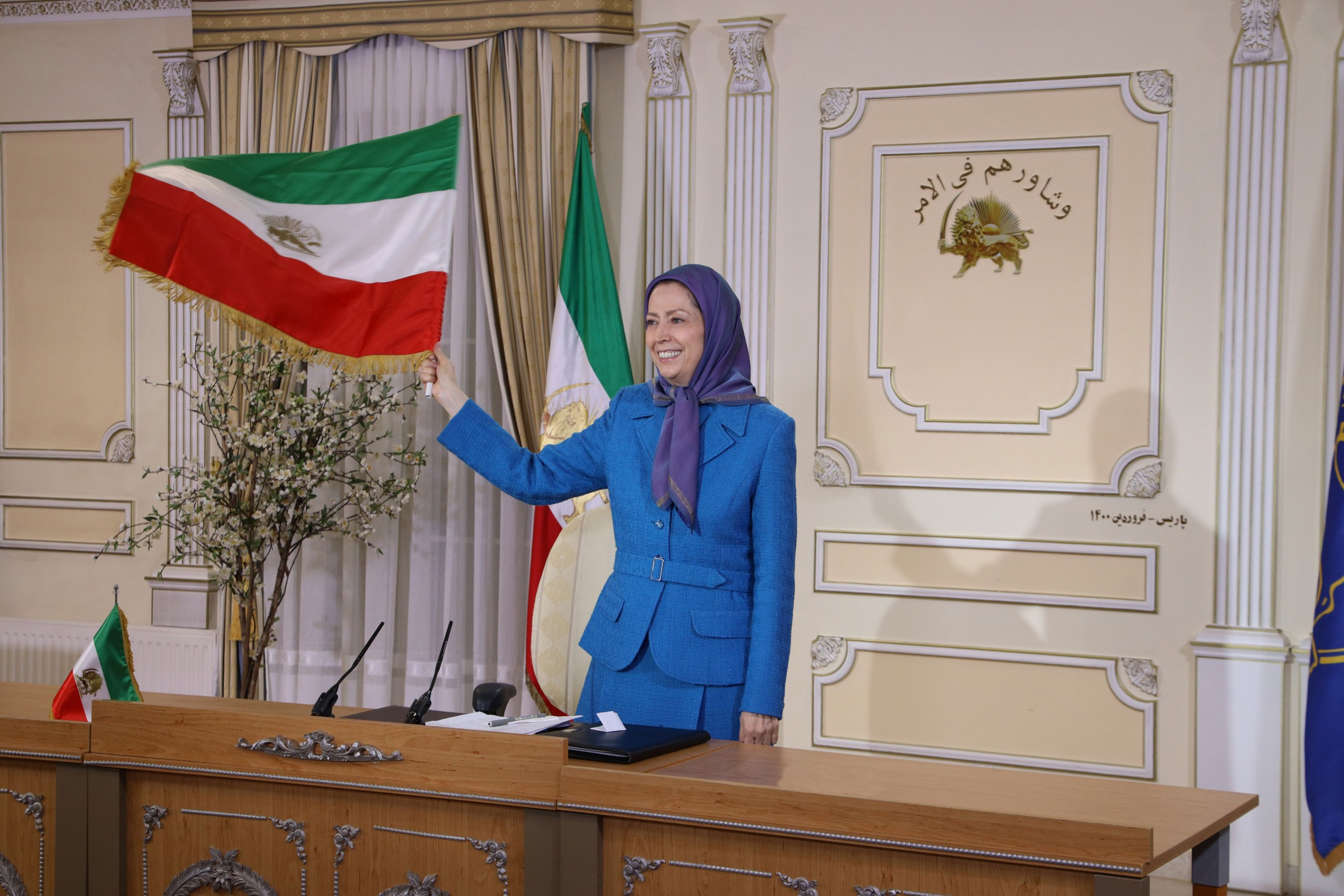 Maryam Rajavi: Revolutionary circumstances exist in Iranian society as the sole democratic alternative shines ever brighter