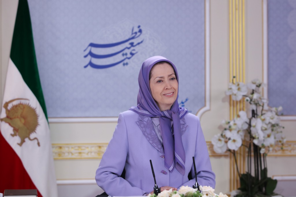 Maryam Rajavi: The Mojahedin's great commitment is to liberate the people of Iran from the yoke of the mullahs' dictatorship