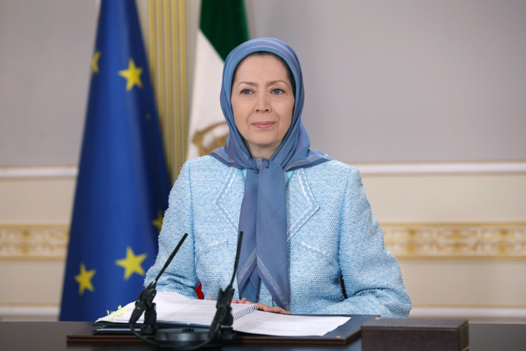 Maryam Rajavi: Horrible human rights condition in Iran, duties of the European Union