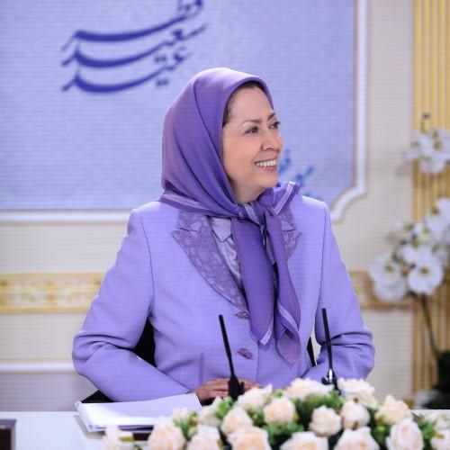 Maryam Rajavi's speech on Eid-al Fitr - Ashraf3