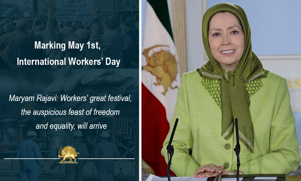Marking May 1st, International Workers' Day
