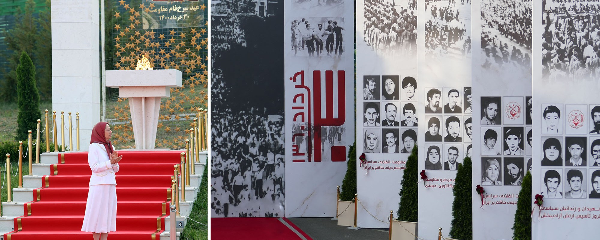 June 20 marks the 40th anniversary of resistance against the Iranian regime- The historical red line separating freedom and religious tyranny