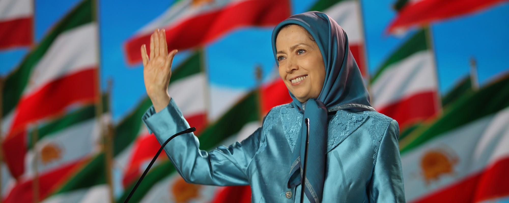 Maryam Rajavi's Ten-point-Plan for the Future of Iran