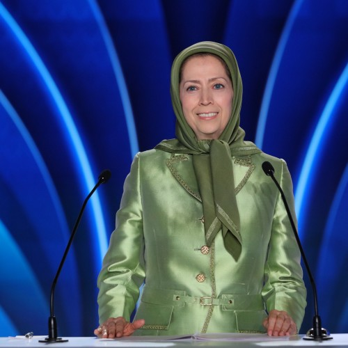 Maryam Rajavi's speech at the first day of Free Iran World Summit - The Democratic Alternative on the March to Victory- July 10, 2021