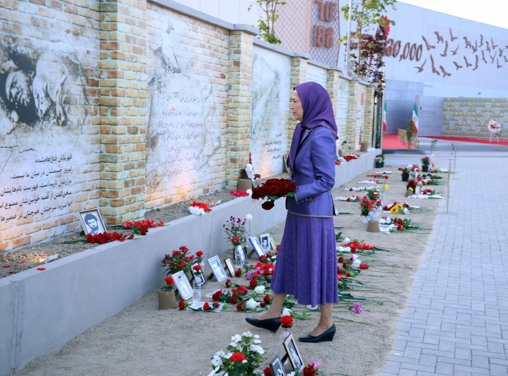 Speech by Maryam Rajavi at the World Summit for a Free Iran