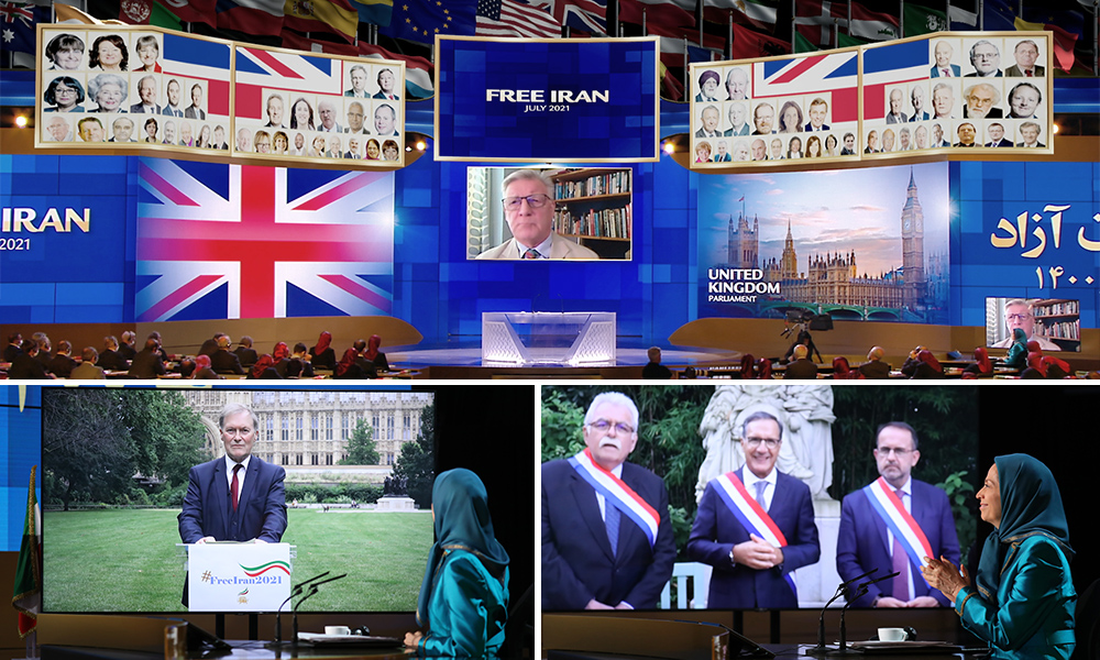 Second Day of the Free Iran World Summit 2021: The Strategy of Nukes, Missiles and Executioner Doomed to Fail