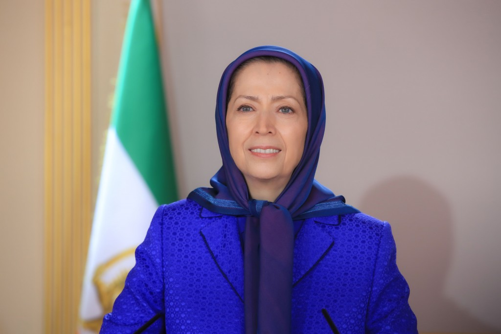 Maryam Rajavi: The Call-for-Justice Movement Should Shine Ever Brighter