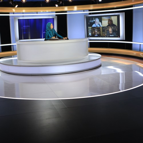Maryam Rajavi- International virtual conference with 1,000 former political prisoners in attendance- Iran: 1988 Massacre and Genocide- August 27, 2021