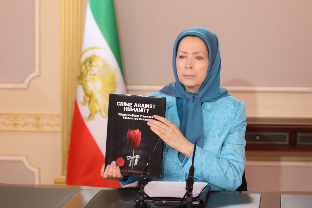Urging to hold Ebrahim Raisi accountable for the 1988 massacre