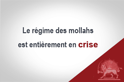 The mullahs regime entire rule is in crisis fr10