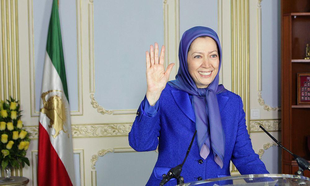 Message de Maryam Radjavi à la manifestation des Iraniens à New York- contre la présence du président des mollahs à l'ONU