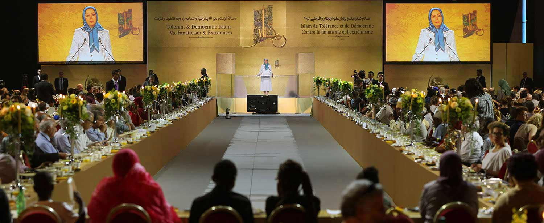 Maryam-Rajavi--Tolerant-and-Democratic-Islam-vs-3-July-2015
