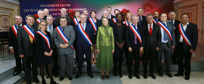 Maryam-Rajavi-Maryam-Rajavi-welcomes-French-mayors-to-solidarity-feast-with-Iranian-Resistancen