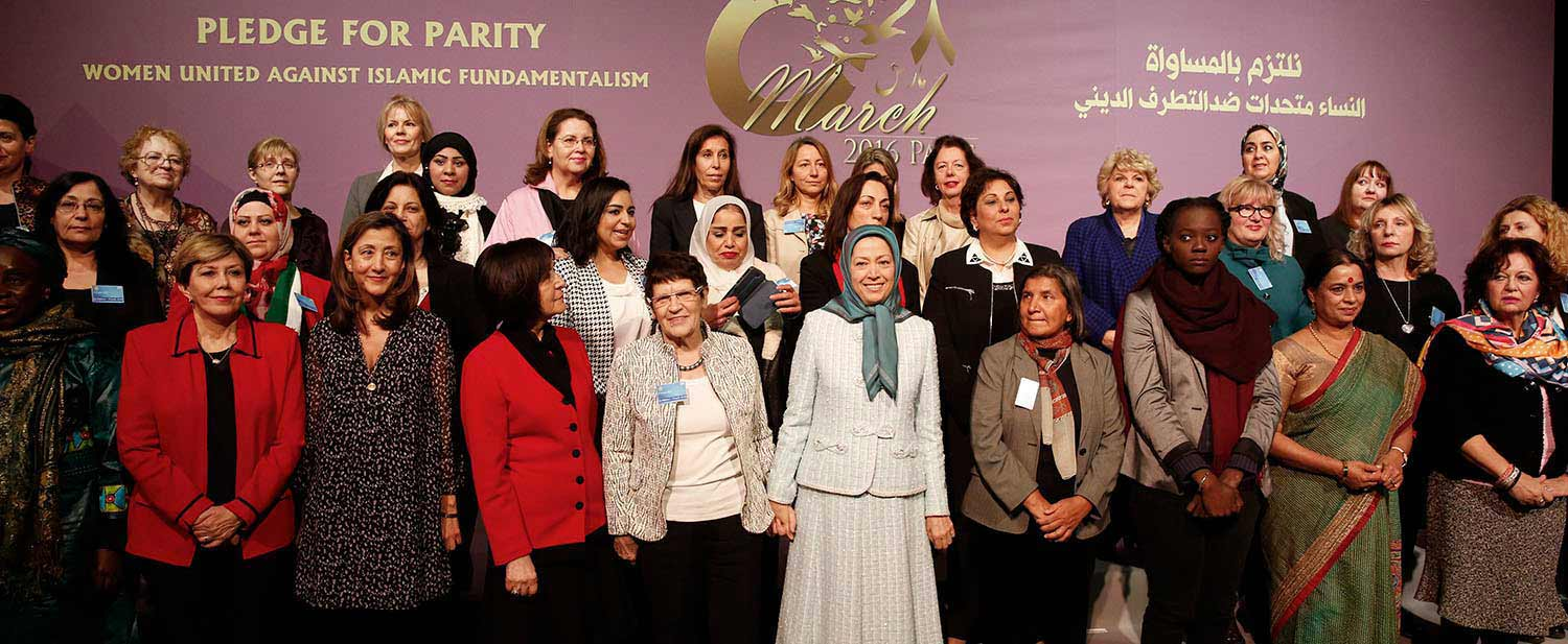 Maryam-Rajavi-PARIS-CONFERENCE-ON-THE-EVE-OF-INTERNATIONAL-WOMENS-DAY