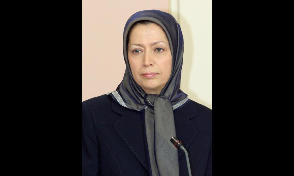Maryam Radjavi a présenté ses condoléances aux familles des victimes de l'explosion d'une mine et a