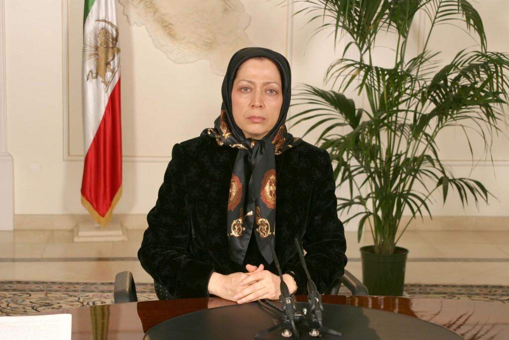 Maryam Radjavi présente ses condoléances pour la mort de l'ayatollah Montazeri