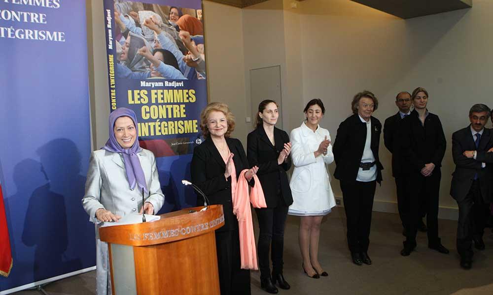 Discours lors de présentation du livre «Les femmes contre l'intégrsime»