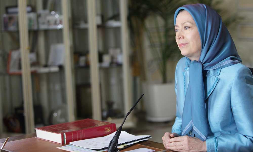 Texte du témoignage de Maryam Radjavi