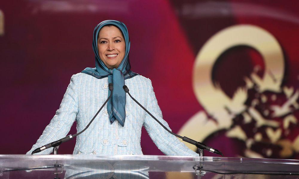 Maryam Radjavi  : Le régime du guide suprême, l'ennemi des femmes