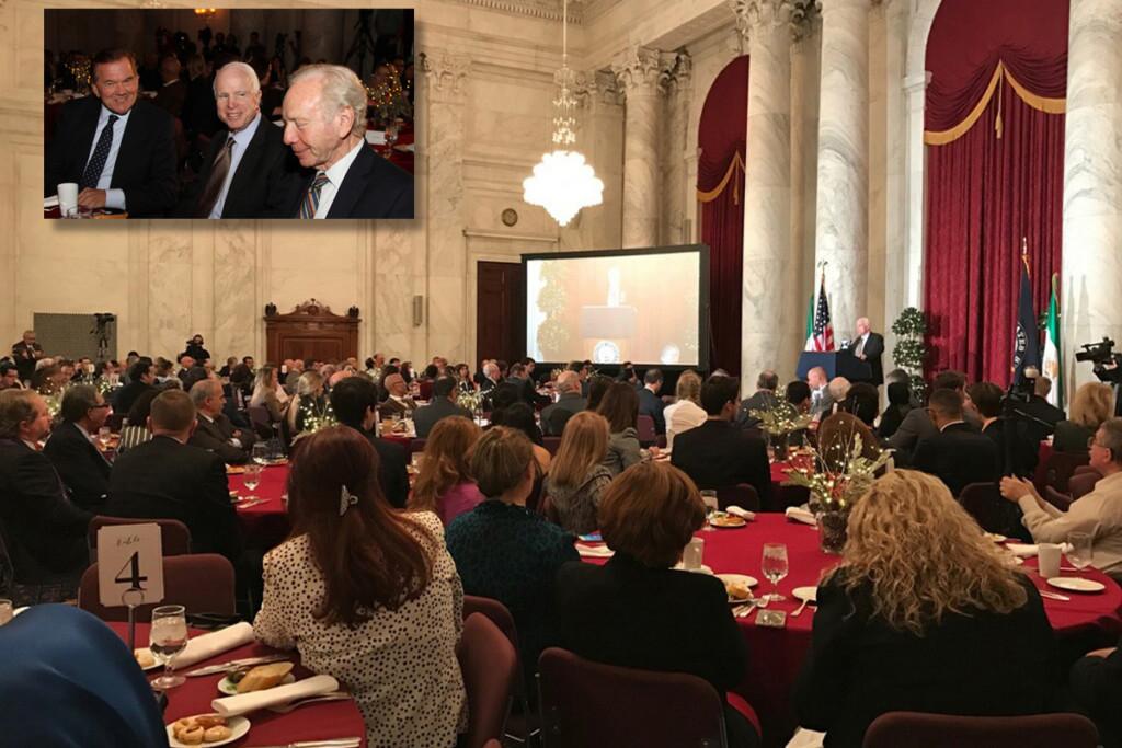 Message de Maryam Radjavi à la conférence au sénat des Etats-Unis, le 8 décembre 2016