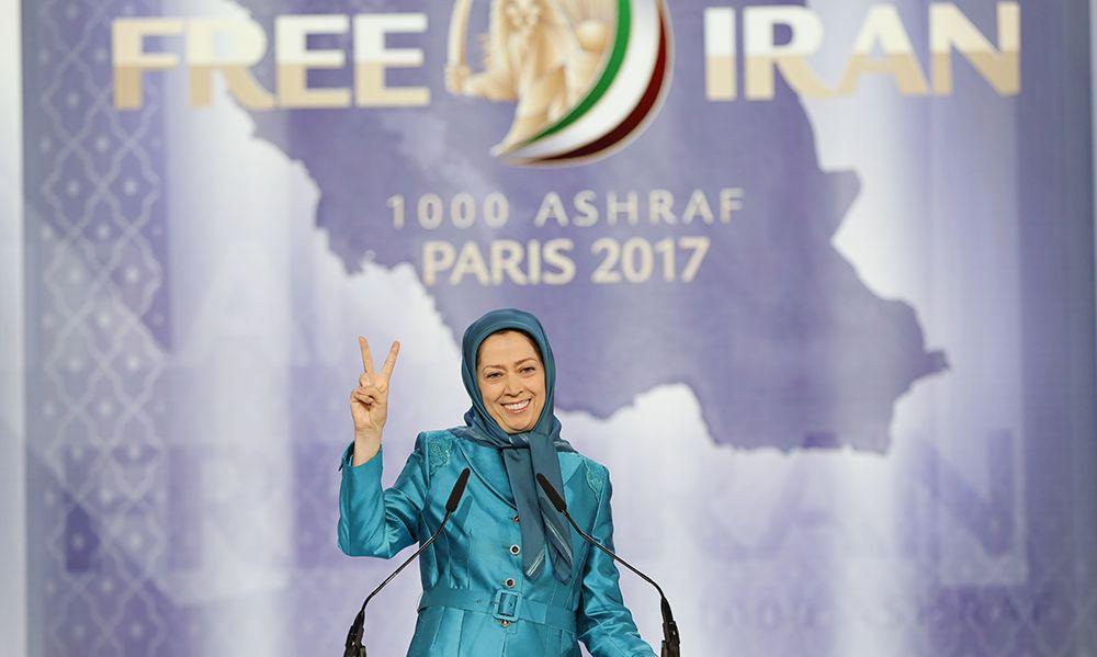 Maryam Radjavi se félicite de l'adoption du projet de loi, imposant de nouvelles sanctions contre le régime des mollahs en Iran et insiste sur la nécessité de les appliquer immédiatement et pleinement