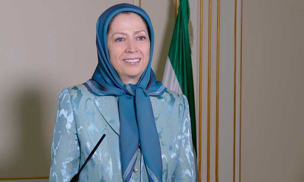 Message de Maryam Radjavi A la manifestation des Iraniens devant l'ONU à New York