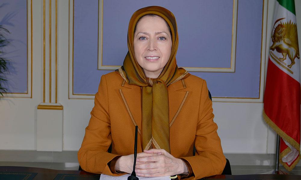 Message de Mme Maryam Radjavi à la Conférence des femmes pionnières dans la lutte contre le fondamentalisme islamiste