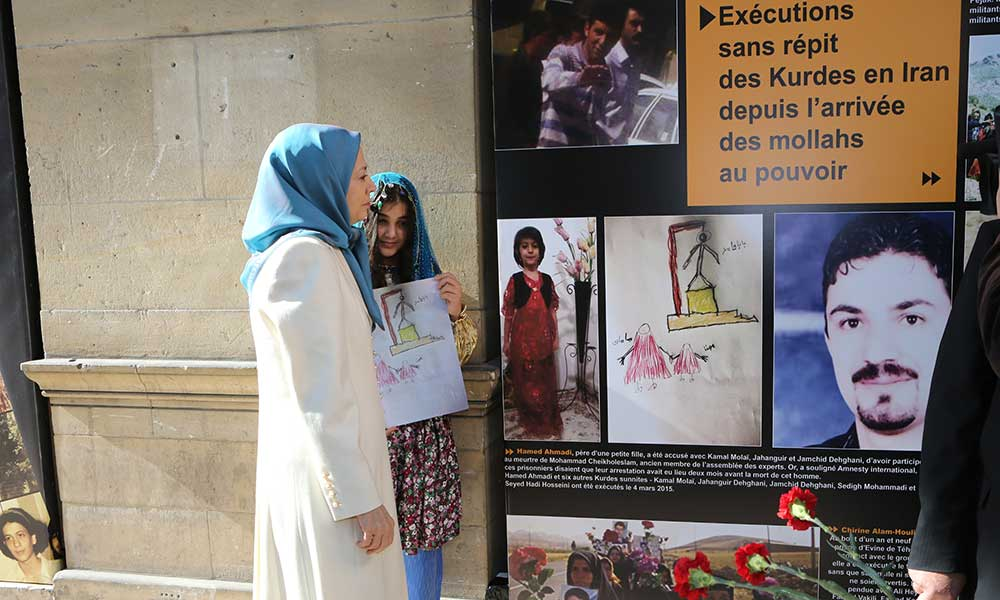 Message de Maryam Radjavi pour la journée internationale contre la peine de mort