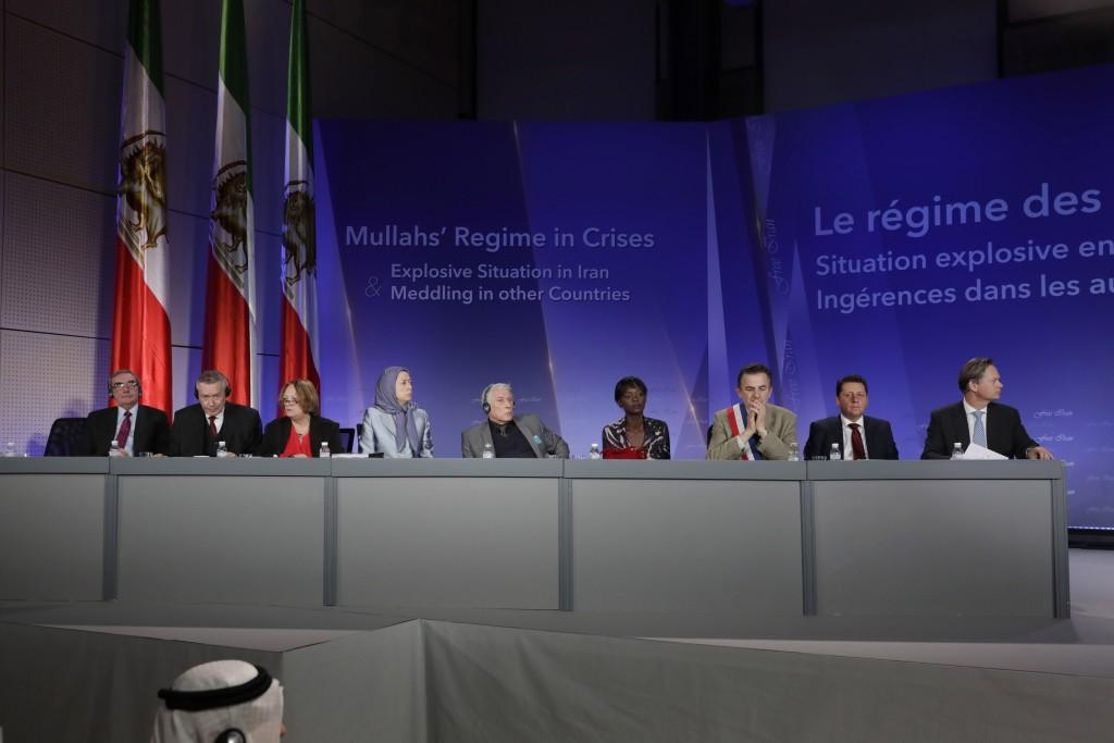 Déclaration de Maryam Radjavi à l'occasion du 70e anniversaire de la Déclaration universelle des droits de l'homme