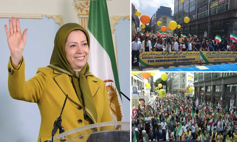 Maryam Radjavi : Appel à l'Union européenne à inscrire les pasdaran et le ministère du Renseignement des mollahs sur la liste du terrorisme
