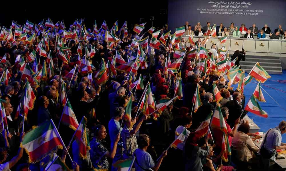 Maryam Radjavi : les mollahs font la guerre pour dissimuler la crise de leur renversement