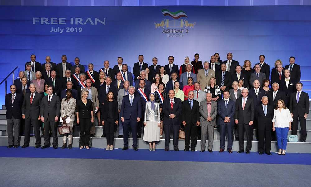 Maryam Radjavi : le peuple et l'histoire d'Iran avancent vers une victoire inéluctable