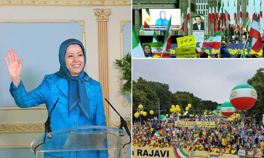 Maryam Radjavi: Appel aux pays à se joindre au front international contre le fascisme religieux