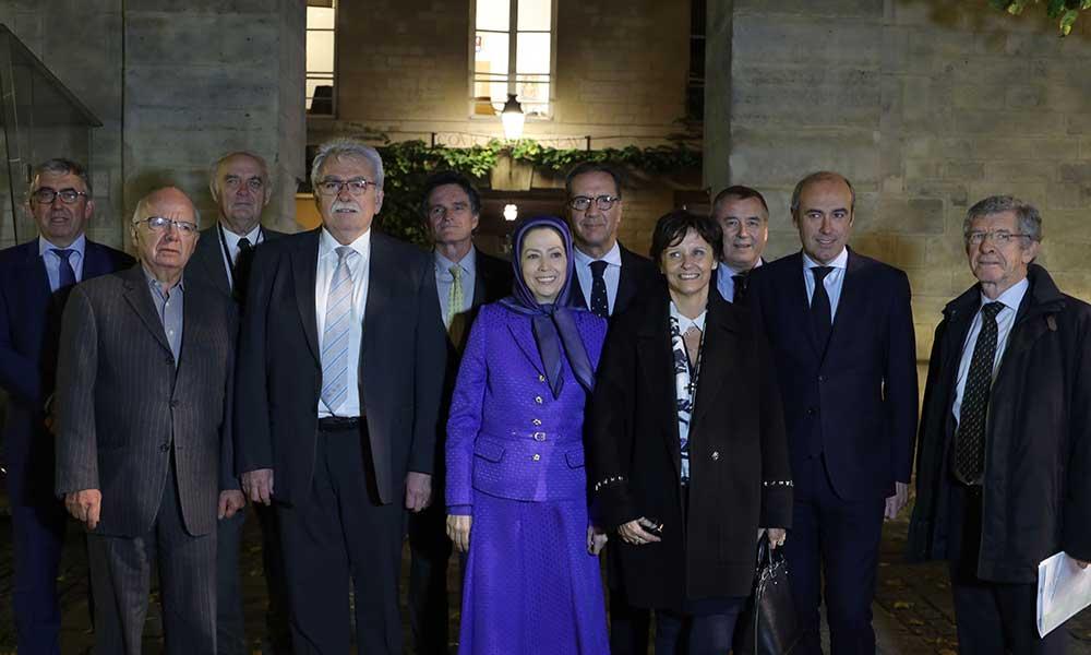 Maryam Radjavi : les politiques européenne et française doivent se tenir du côté du peuple iranien et de sa demande de liberté