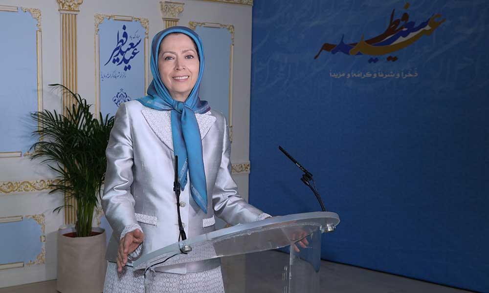 Maryam Radjavi : Aid-el-Fitr, la promesse d'une libération du joug des mollahs