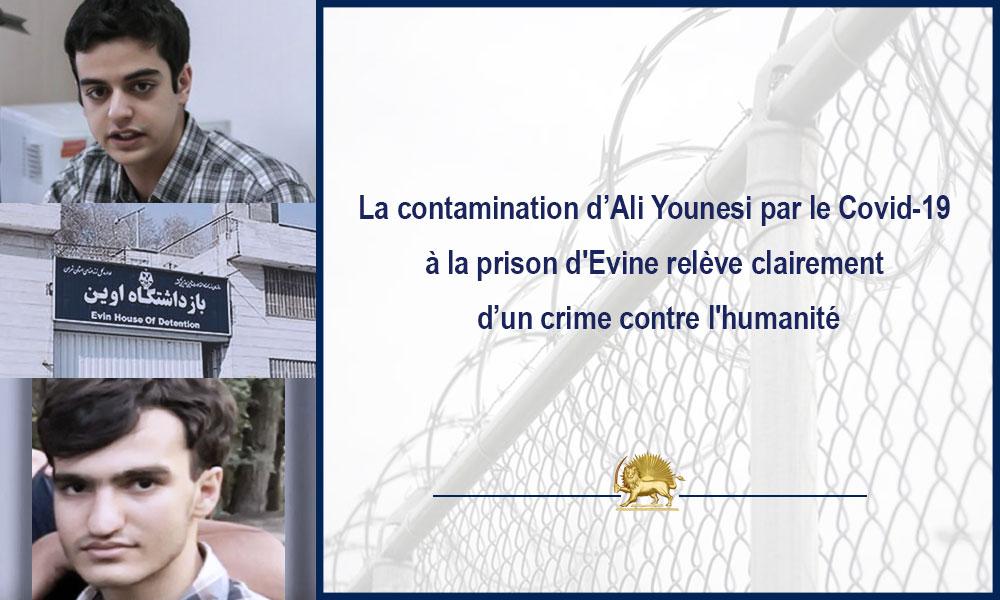 La contamination d'Ali Younesi par le Covid-19 à la prison d'Evine relève clairement d'un crime contre l'humanité