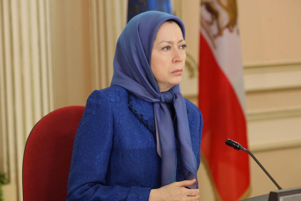 Message de condoléances de Maryam Radjavi pour le décès de Mme Simine Behbahani