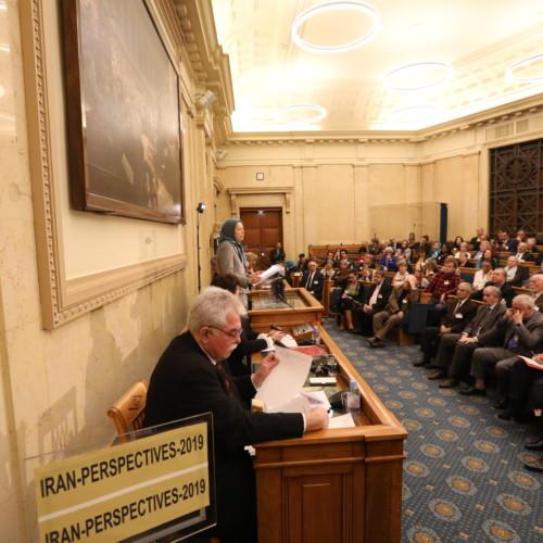 Discours de Maryam Radjavi Assemblée nationale- 21 février 2019