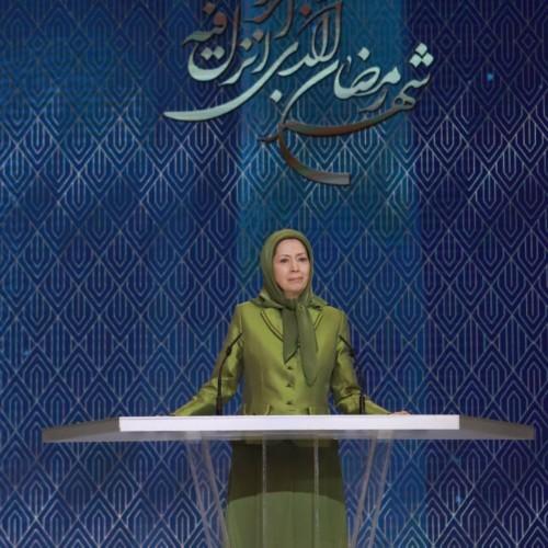 Discours de Maryam Radjavi à l'occasion du mois sacré de Ramadan -2019