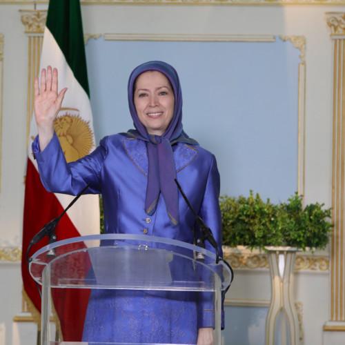 Message de Maryam Radjavi à la manifestation des Iraniens à Washington- 21 june 2019
