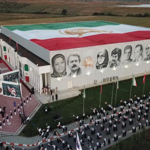 Maryam Radjavi à la conférence en ligne «Appel à la justice» lors du sommet mondial pour un Iran libre – 19 juillet 2020