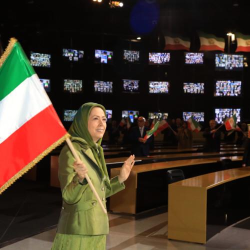 Conférence en présence de Maryam Radjavi à la veille de l'AGNU – 18 septembre 2020